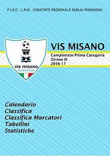 Almanacco Calcio stagione 2016-17