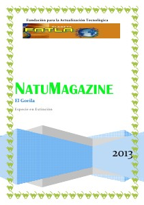 NatuMagazine I, Nº 1, Febrero 2013