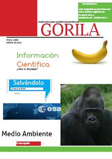 EL GORILA EN EL CONGO