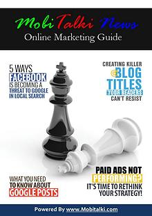 Mobitalki News: Your Online Marketing Guide