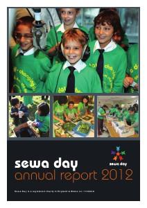 Sewa Day Annual Report 2012