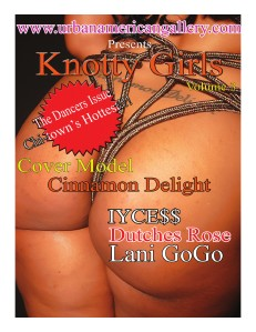 Knotty Girls Volume 3 The Dancers Issue