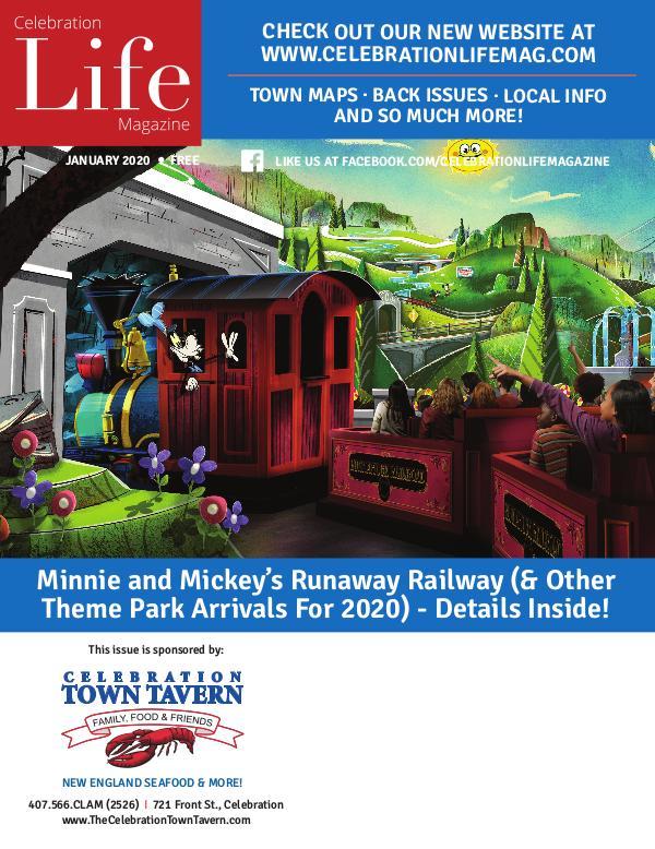Celebration Life Magazine January 2020 CELEBRATION LIFE ISSUE 12_2019 JOOMAG
