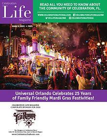 Celebration Life Magazine March 2020