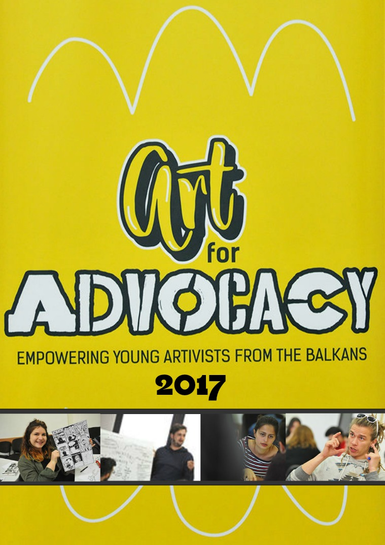 Art for Advocacy International youth group working to make change..