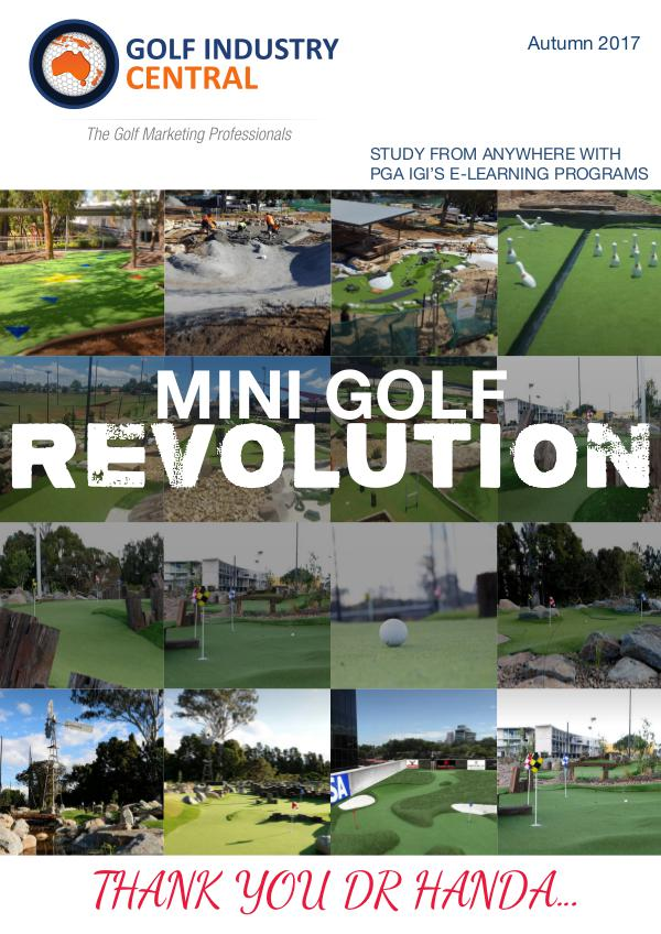 Golf Industry Central Autumn 2017