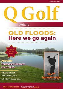 Q Golf - Official online magazine for Golf Queensland