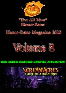 Haunt Rater Magazine