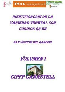 IDENTIFICACIÓN DE LA VARIEDAD VEGETAL CON CÓDIGOS QR