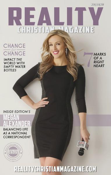 Reality Christian Magazine Spring Volume 8