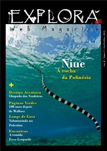 Explora Web Magazine Ano II Volume V
