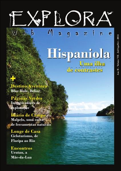Explora Web Magazine Ano II Volume VII