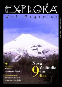 Explora Web Magazine Ano I Volume I