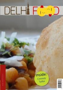 Delhi Food March 2013