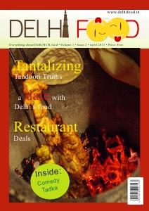 Delhi Food April 2013