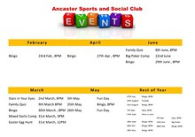 Ancaster Sports and Social Club