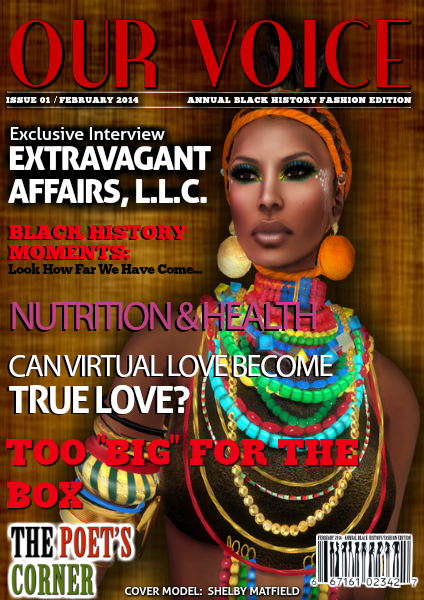 Our Voice February 2014 - Annual Black History Edition