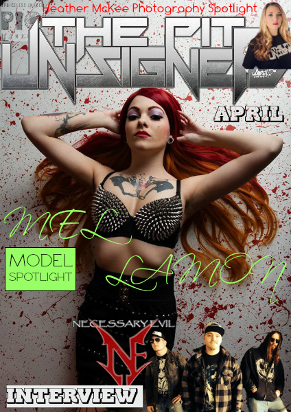 The Pit Unsigned APRIL 2014