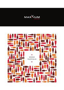 Maxxium Portfolio Brochure