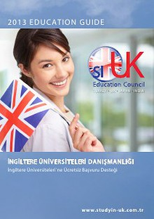 SI-UK UK Univeristy Guide Turkish