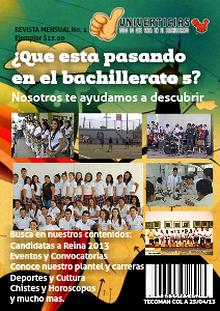 Revista Bachillerato 5