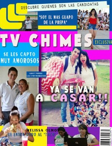 TV Chismes Abril 2013
