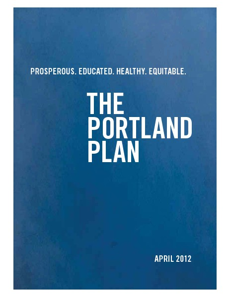 2014 National Convening Skills Presenations Portland Plan