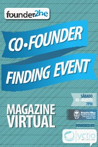 Co-Founder Finding Event Tijuana