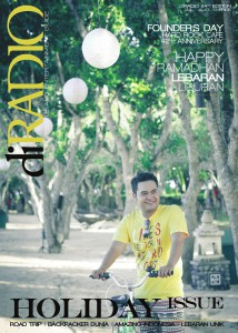 diRadio Magazine Vol.24 - HOLIDAY issue