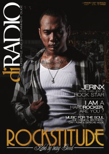 diRadio Magazine Vol. 25 - ROCKSTITUDE