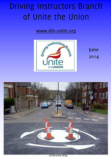 Driving Instructors Branch of Unite the Union