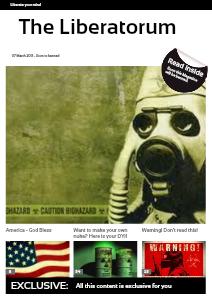 The Liberatorum 07 March 2013