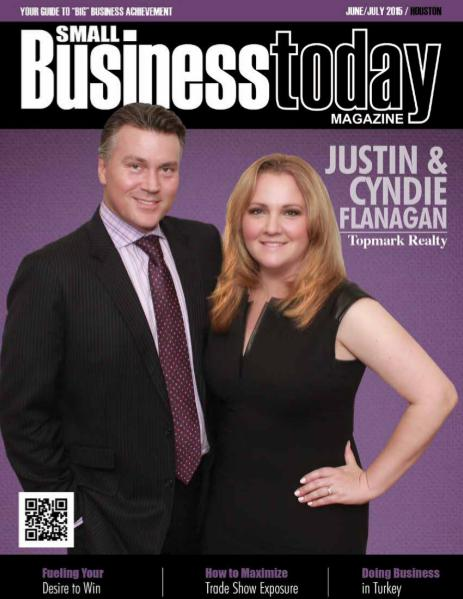 Small Business Today Magazine JUN 2015 TOPMARK REALTY