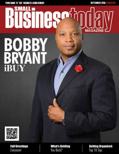 Small Business Today Magazine SEP 2015 iBUY