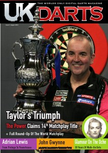 UK Darts Issue 5 - August 2013