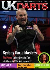 UK Darts Issue 6 - September 2013