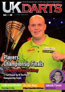 UK Darts Issue 9 - December 2013