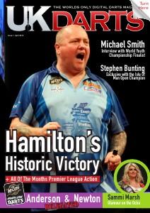 UK Darts Issue 1 - April 2013