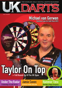 UK Darts Issue 3 - June 2013