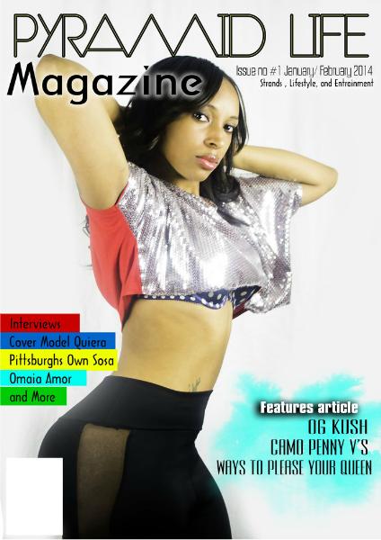 Pryamid Life magzine Jan/Feb Vol 1