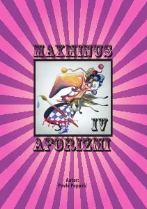 MaxMinus broj 20 KNJIGA AFORIZAMA IV...PAVLE POPOVIC