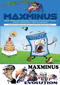 MaxMinus broj 20 MaxMinus 38