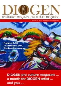 MaxMinus broj 20 DIOGEN magazin special SEPTEMBAR ART