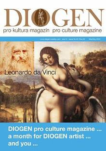 DIOGEN pro art magazin broj 20...Maj/Svibanj/May 2012.