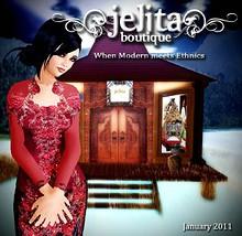 Jelita Catalogue #1 January 2011