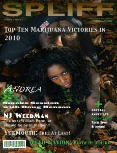 SPLIFF MAGAZINE Volume 3 Issue 1