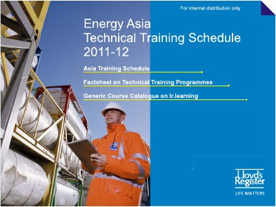 Ramco aviation brochure LR_Training_Calender