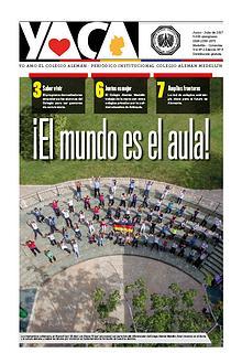 YACA-Periódico institucional del Colegio Alemán Medellín