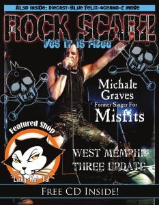 Rock Scarz Magazine Online V. 3.2011 issue8