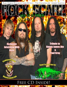 Rock Scarz Magazine Online V. 3.2011 ISSUE7
